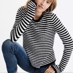Madewell | Colette Sweater in Leamore Stripe